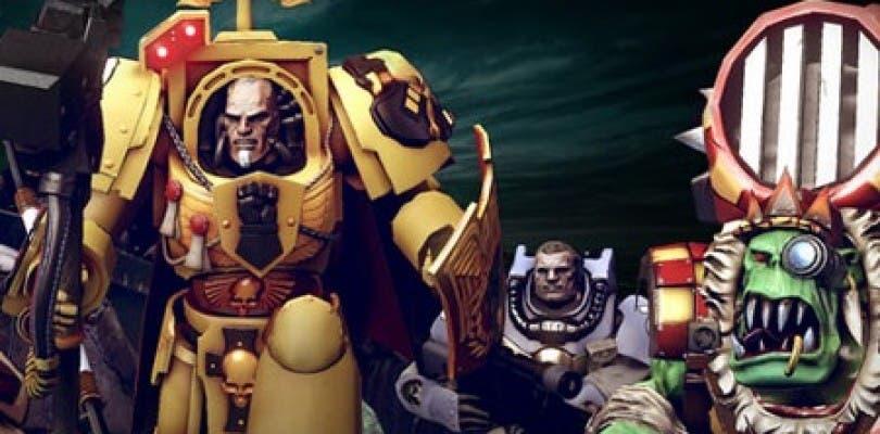 El MOBA Warhammer 40,000: Dark Nexus Arena llegará pronto a Steam Early Access