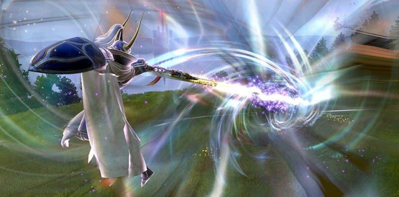 El Guerero de la Luz se muestra en un nuevo tráiler de Dissidia Final Fantasy