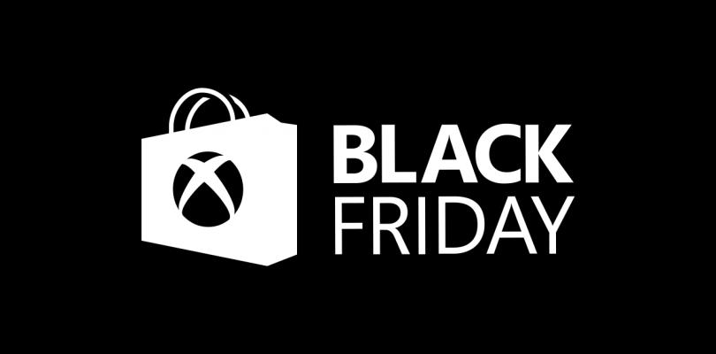 Xbox Live suma nuevas ofertas por el Black Friday