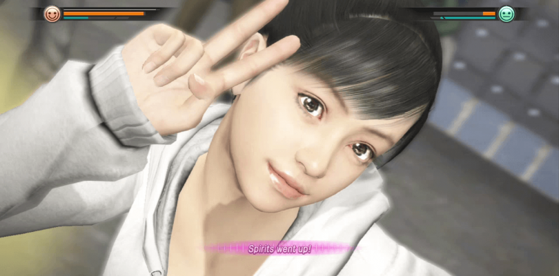 En Yakuza 6 podremos chatear con chicas de verdad