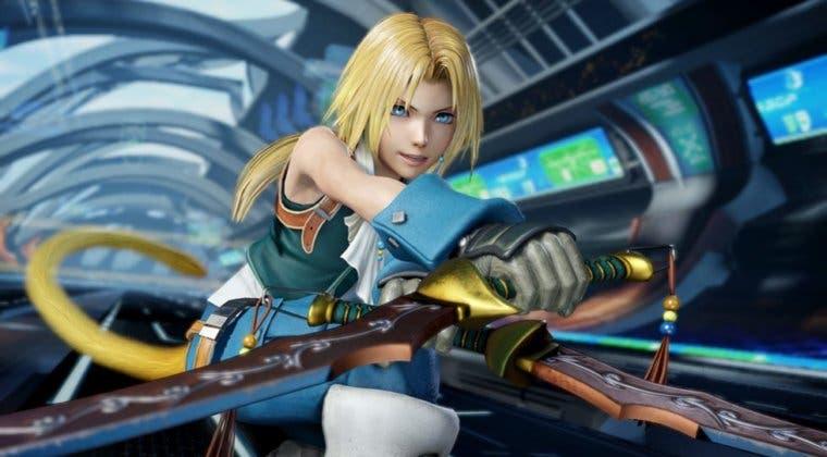 Imagen de Tráiler de Zidane (Yitan) en Dissidia Final Fantasy