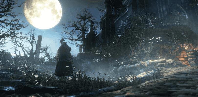 Bloodborne se actualiza a su versión 1.09