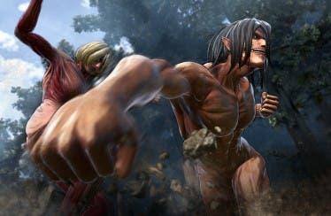 Primer gameplay de Attack on Titan para PlayStation 3 y PlayStation Vita