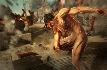 Mostrados los 80 primeros minutos de Attack on Titan