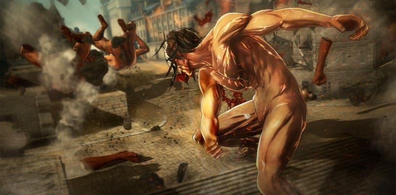Nuevas imágenes y detalles de Attack on Titan