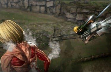 Nuevos vídeos del próximo juego de Attack on Titan