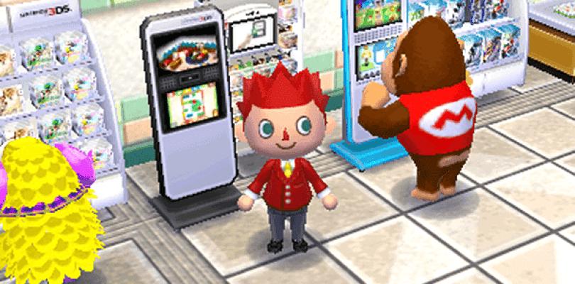 Se muestra un vídeo de los nuevos objetos de Animal Crossing: Happy Home Designer