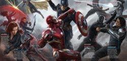 Nuevos pósteres en español de Capitán América: Civil War