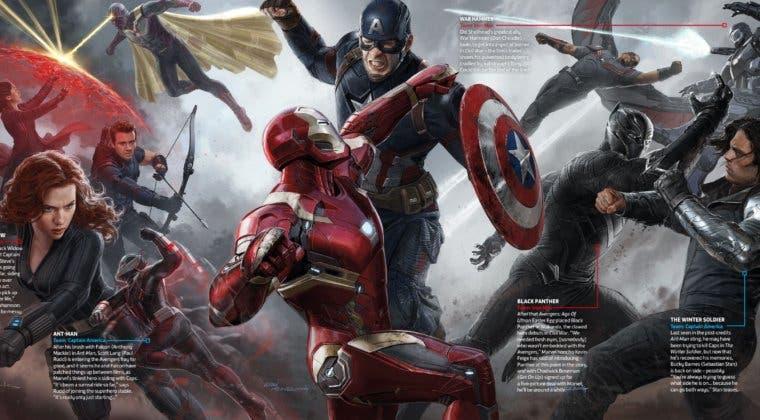 Imagen de Nuevos pósteres en español de Capitán América: Civil War