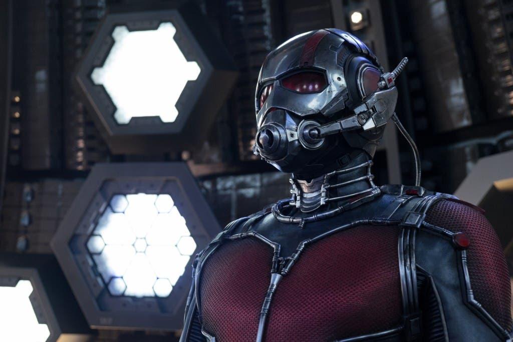 Areajugones Ant-Man