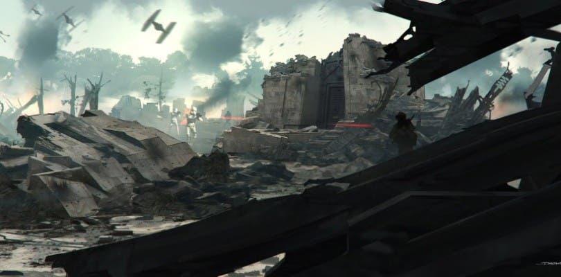 Se revelan nuevos detalles de uno de los emplazamientos de Star Wars VII: El Despertar de la Fuerza