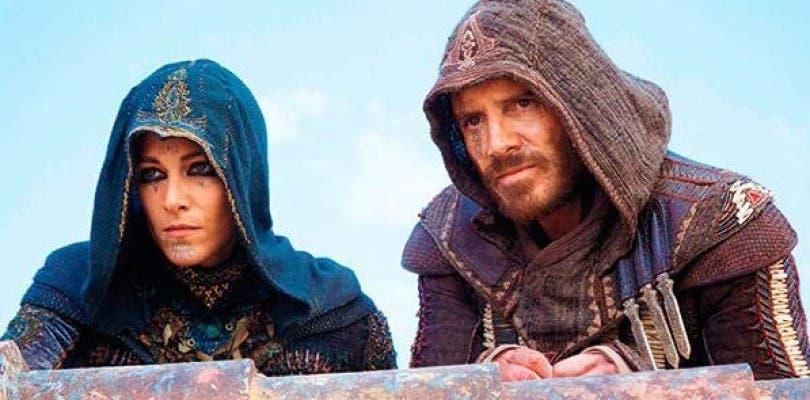 Se muestran nuevas imágenes de la película Assassin's Creed