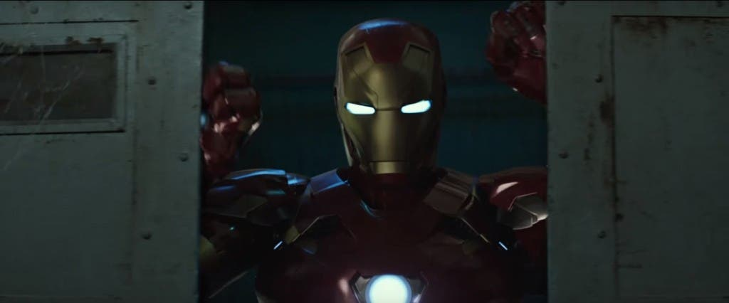 Areajugones Civil War Iron Man