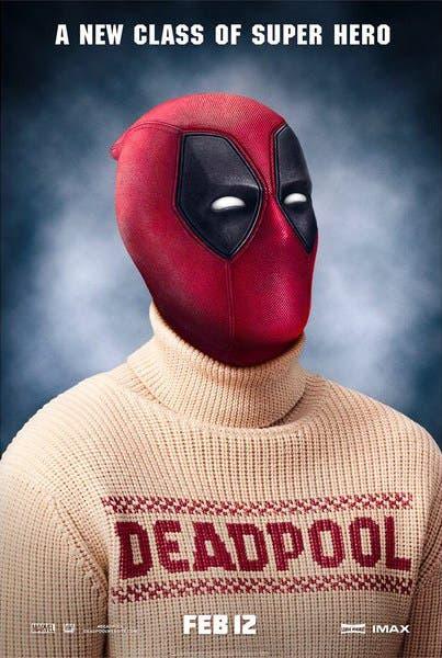 Areajugones Deadpool Póster