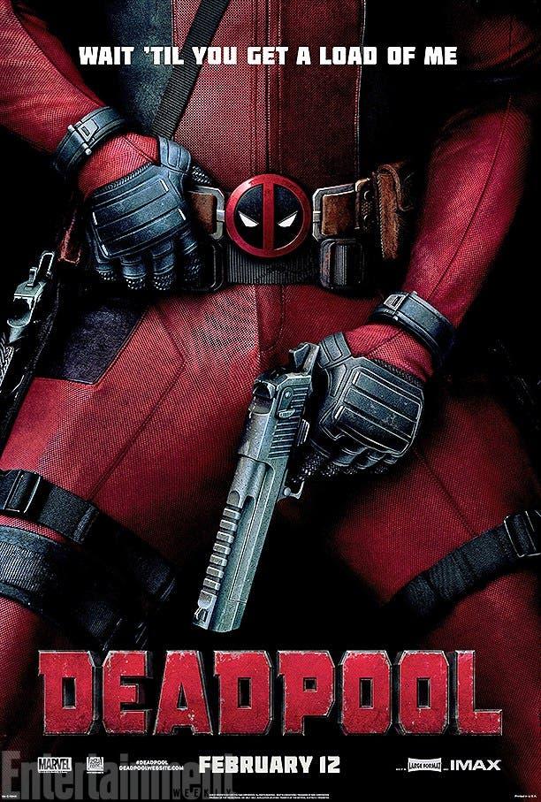 Areajugones Deadpool Poster