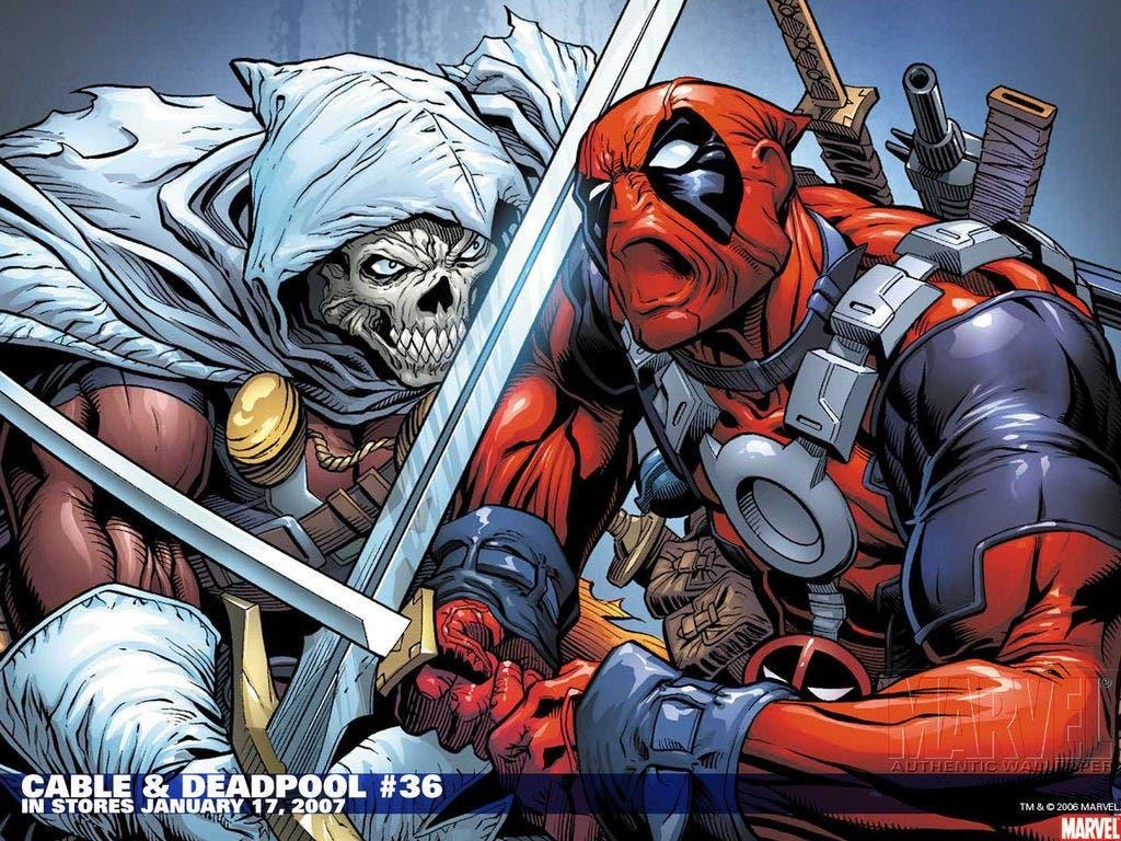 Areajugones Deadpool Taskmaster