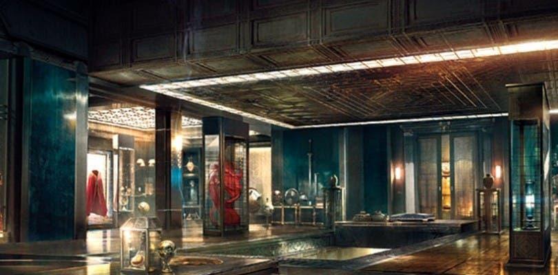 Marvel lanza un nuevo arte conceptual de la película Doctor Strange