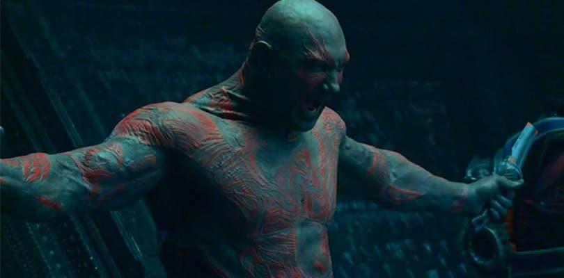 Mostrado el orígen de los tatuajes de Drax en una escena eliminada de Guardianes de la Galaxia