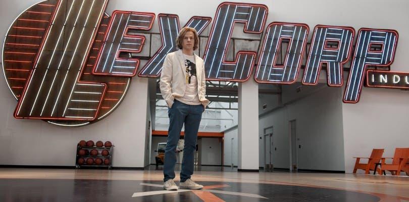 Nueva imagen e información sobre Lex Luthor