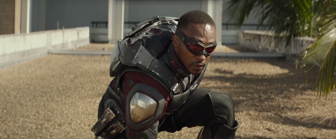 Imagen de Anthony Mackie, Halcón en el UCM, aclara si será el nuevo Capitán América