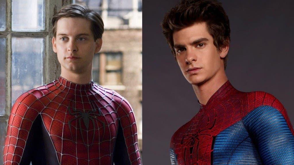 Areajugones Spider-Man Maguire Garfield