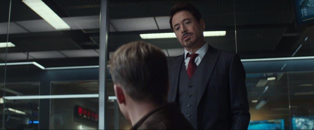 Areajugones Steve Rogers Tony Stark