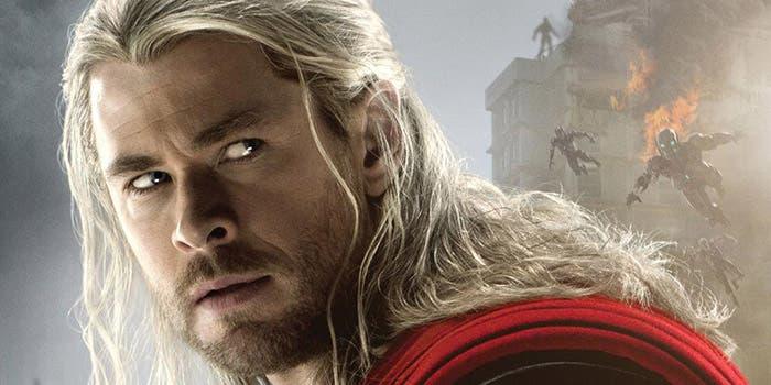 Areajugones Thor La era de Ultron