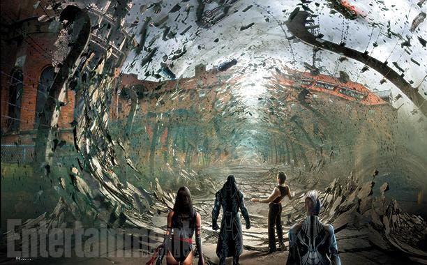 Areajugones X-Men Apocalipsis concept art