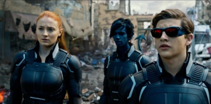 El equipo de los X-Men se deja ver en un nuevo póster de X-Men: Apocalipsis