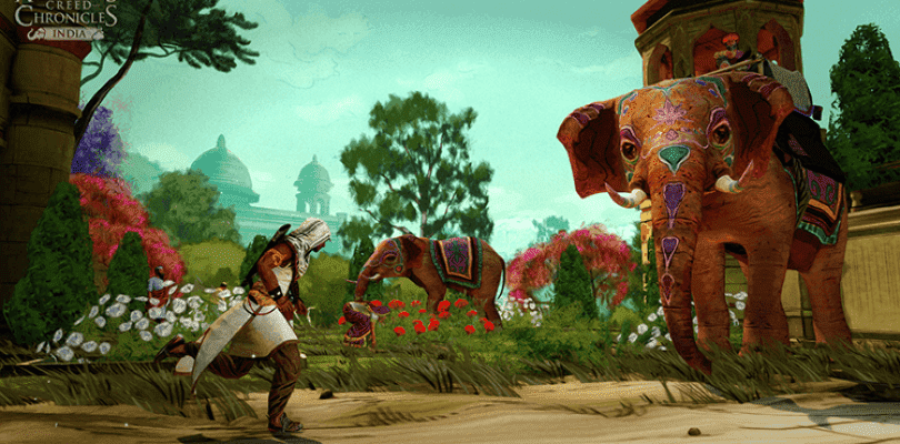 Descubre Assassin's Creed Chronicles India en este nuevo tráiler-gameplay