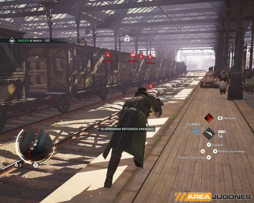 Assassins Creed Syndicate screenshotpc 21