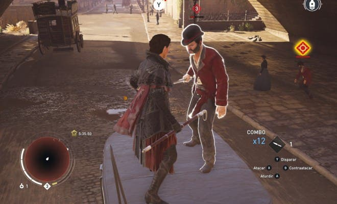 Assassins Creed Syndicate screenshotpc 6