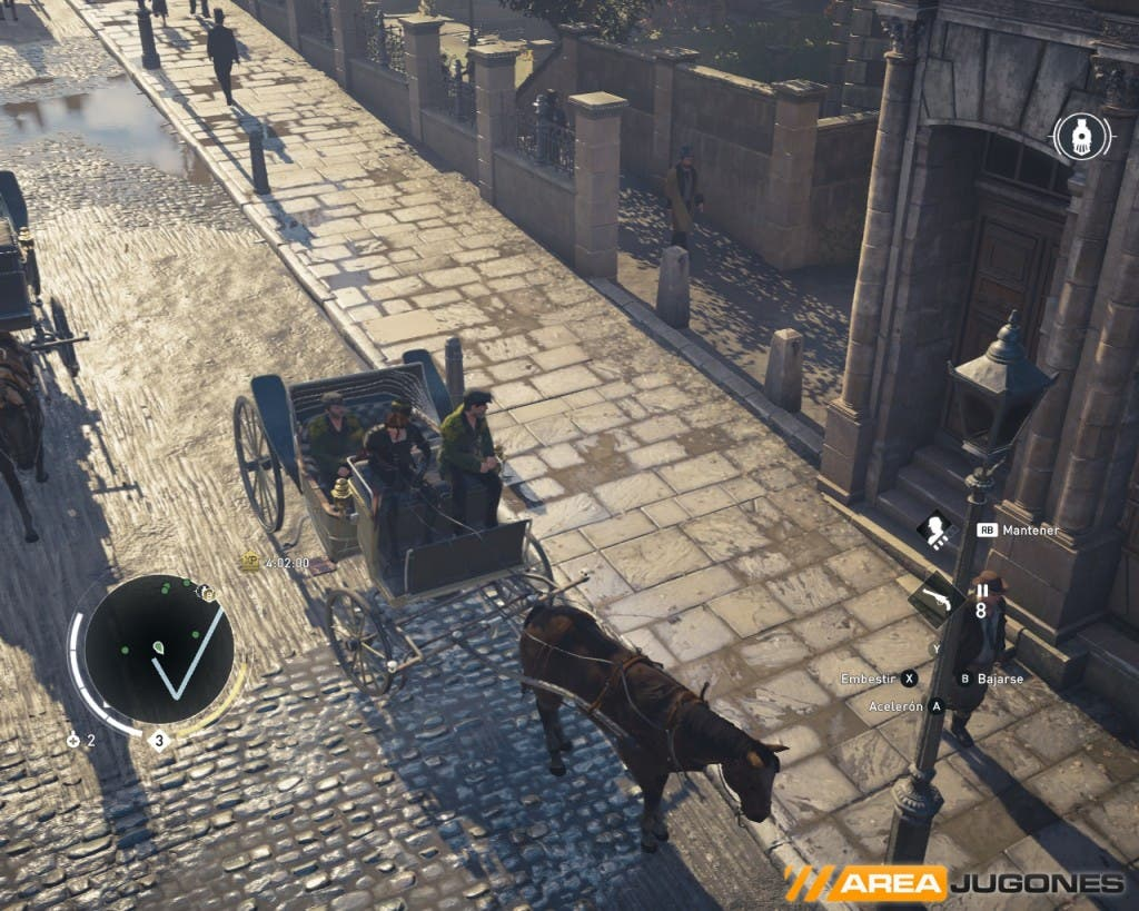 Assassins Creed Syndicate screenshotpc 7