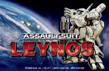 Tráiler de lanzamiento de Assault Suit Leynos