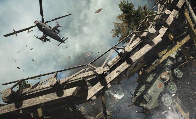 La destrucción de los escenarios en Battlefield es uno de los grandes atractivos de esta franquicia, pero tiene algunos fallos.