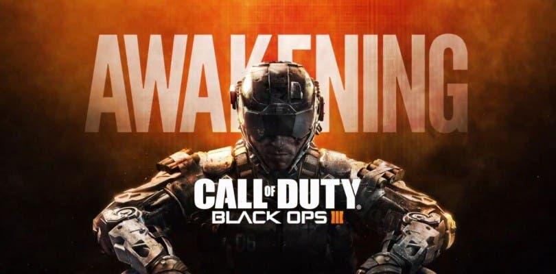 Teaser del mapa Splash de Call of Duty Black Ops 3: Awakening