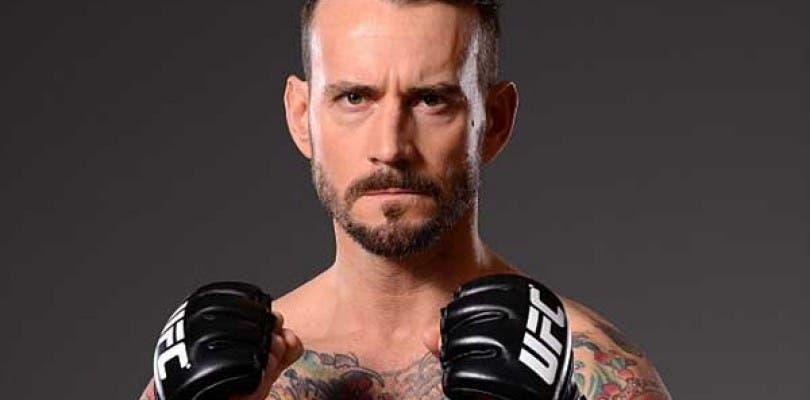 CM Punk confirmado como personaje para UFC 2