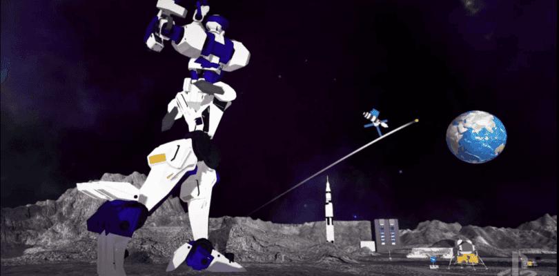 Anunciado 100ft Robot Golf para PlayStation VR