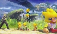 Sakurai detalla los movimiento de Cloud en Super Smash Bros.
