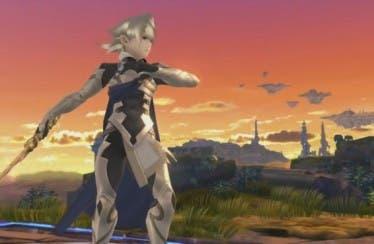Corrin es la nueva luchadora de Super Smash Bros. for 3DS/Wii U