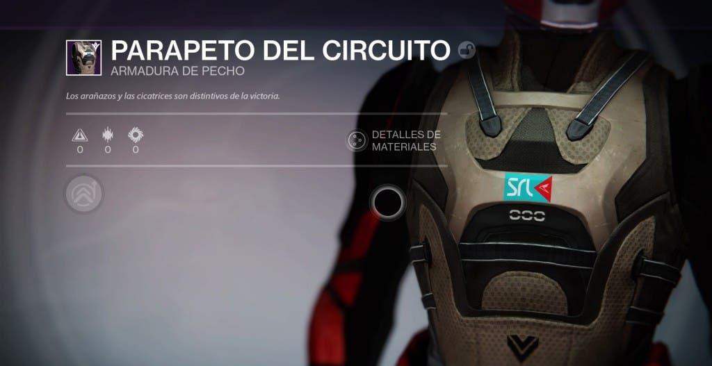 Destiny Parapeto