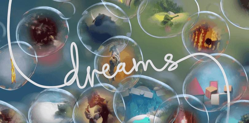 Se desvelarán nuevos detalles sobre la beta de Dreams muy pronto