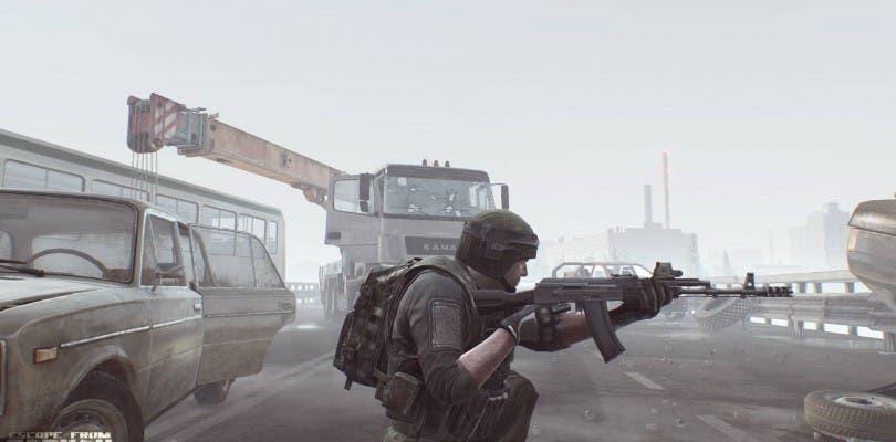 Nuevas imágenes de Escape from Tarkov