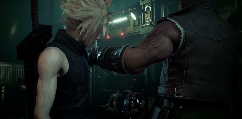 Play Arts muestra dos figuras de Final Fantasy VII Remake en la Jump Festa 2016