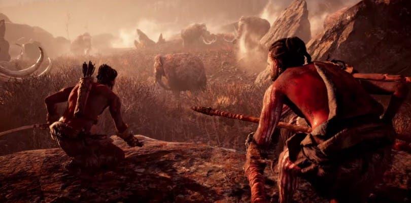 Habrá pack de PlayStation 4 y Far Cry Primal disponible desde el lanzamiento del título