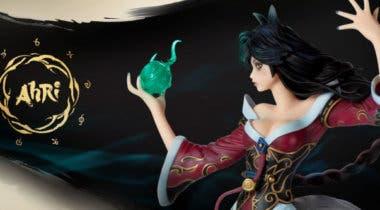 Imagen de Riot cancela la salida de una figura para Ahri debido a quejas de los fans