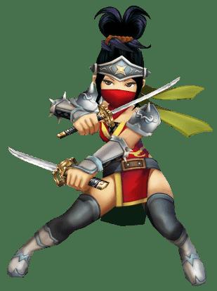 Final Fantasy Explorers Ninja