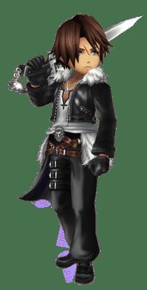 Final Fantasy Explorers Squall