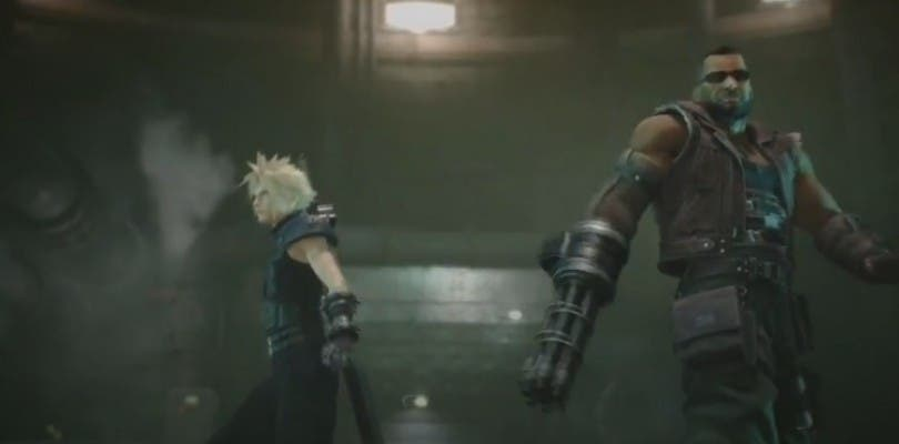 Final Fantasy VII Remake se está construyendo con Unreal Engine 4