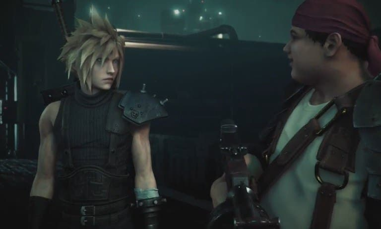 Final Fantasy VII remake (3)